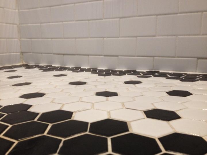 Bad Tile Install