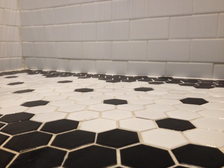 Bad Tile Install