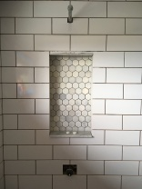 Starting the niche tile