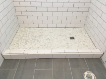 Ready for grouting!