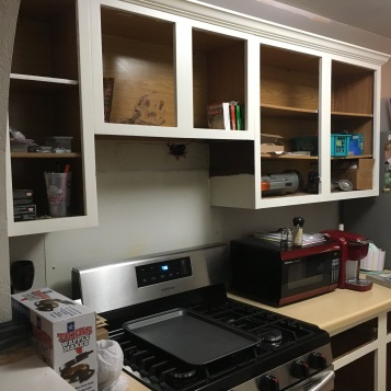 New stove, same closed-off cooking space