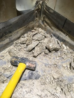 start of mold