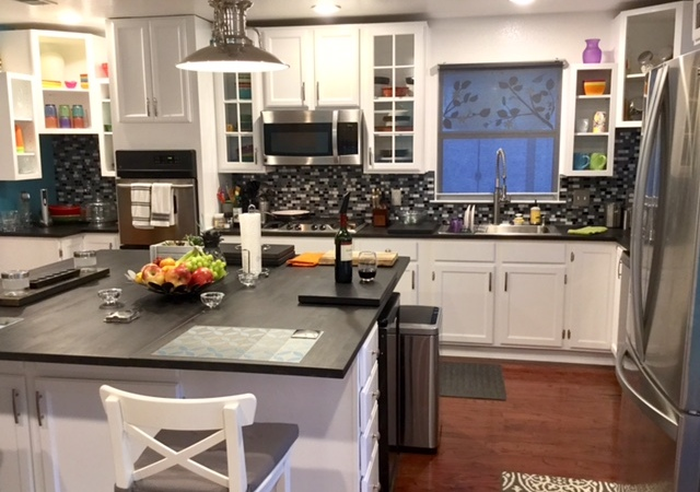 How To Save Money On A Kitchen Reno Art Tile And Renovation