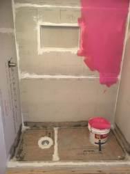waterproofing install